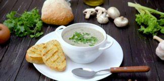 Як приготувати смачний грибний крем-суп і суп-пюре: швидкі рецепти - today.ua