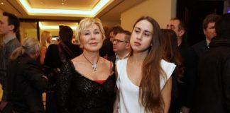 Мільйон за матір – стільки запропонували дочці Успенської за чергову порцію бруду - today.ua