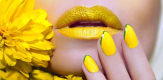 Желтый маникюр 2020: главные тренды весеннего нейл-арта (фото) - today.ua