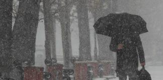 Знову заметіль: лютий прийшов з негодою та морозною погодою - today.ua