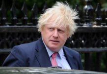 Коронавірус виявлений у прем'єр-міністра Великобританії Бориса Джонсона - today.ua