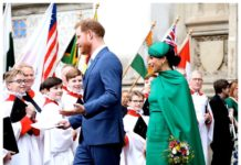 Принц Гаррі і Меган Маркл попрощалися з королівським життям - today.ua
