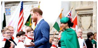 Принц Гарри и Меган Маркл попрощались с королевской жизнью - today.ua