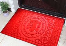 Талисман фэн-шуй: коврик у входной двери привлечет в дом счастье и благополучие - today.ua
