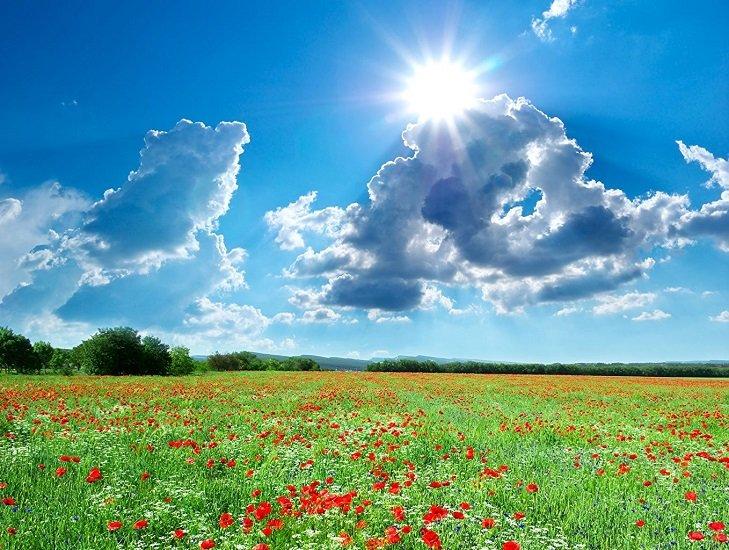 Тепло прийде після Великодня: синоптики розповіли, якою буде погода у квітні