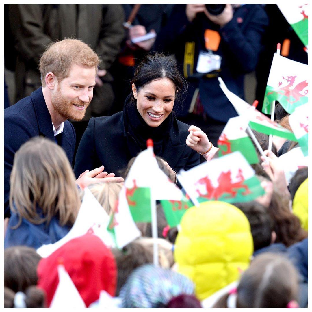 Принц Гаррі і Меган Маркл попрощалися з королівським життям