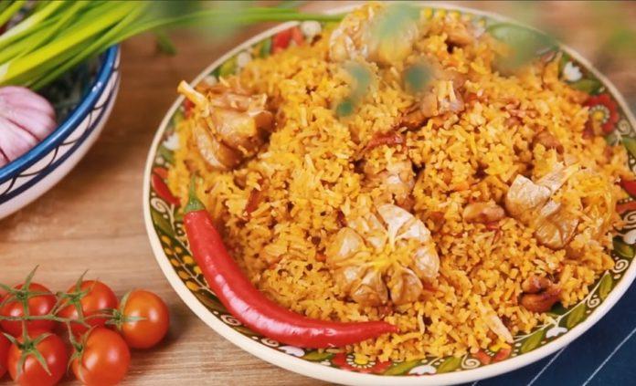 Плов с курицей на скорую руку: рецепт замечательного ужина для всей семьи - today.ua