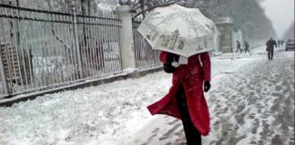 В Україну повертається зима: морози і снігопади обрушаться на країну в найближчий уїкенд - today.ua