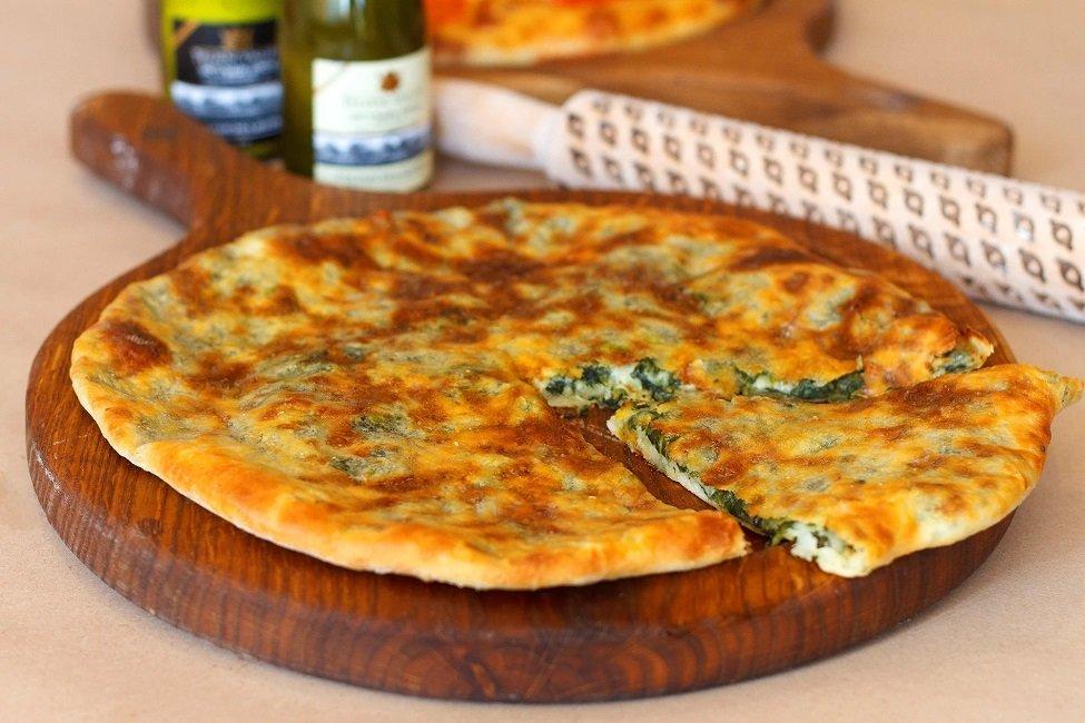Ледачі хачапурі на сніданок: смачна страва нашвидкуруч