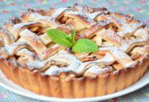 Как приготовить вкусный пирог с яблоками: пошаговый рецепт - today.ua
