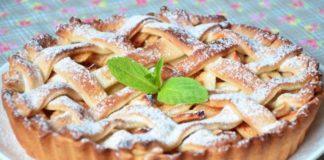 Як приготувати смачний пиріг з яблуками: покроковий рецепт - today.ua