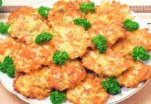 Картопляні оладки з сиром і шинкою: просте блюдо зі смаком піци - today.ua