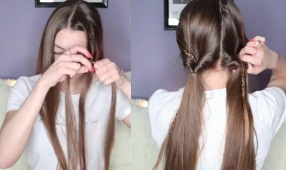 Прості і красиві зачіски: 3 швидкі укладки, які повинна вміти зробити кожна дівчина