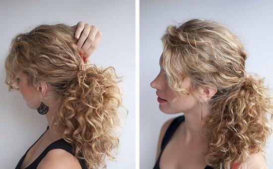 Як укласти кучеряве і неслухняне волосся: ТОП-3 ефективних поради