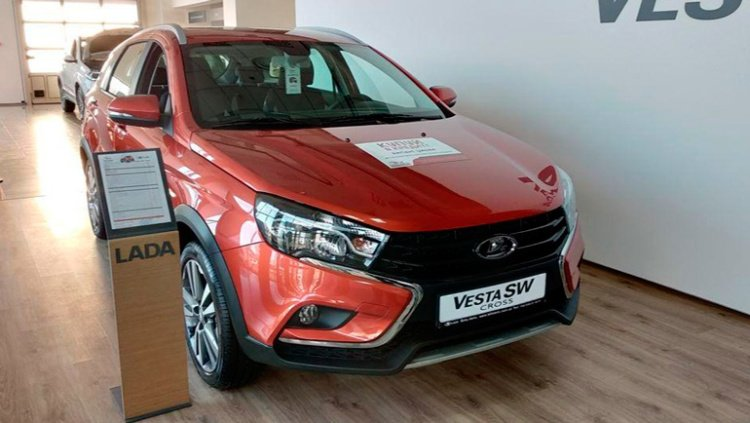 У Мережі вперше показали автомобілі Lada виробництва ЗАЗ - today.ua