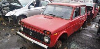 """В Шотландии нашли кладбище автомобилей Lada"""" - today.ua"""