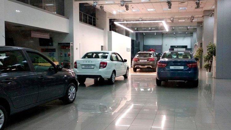 У Мережі вперше показали автомобілі Lada виробництва ЗАЗ