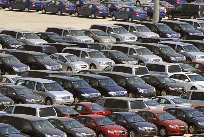 В Україні стали менше купувати б/в автомобілів - today.ua