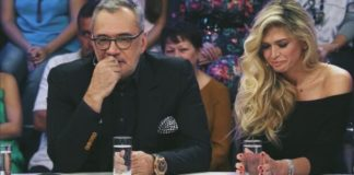 """Брежнєва розповіла про дитину від Меладзе"""" - today.ua"""