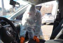 В Україні будуть дезінфікувати автомобілі - today.ua