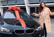 Настя Каменських розігрує BMW - масштабна афера викрита - today.ua