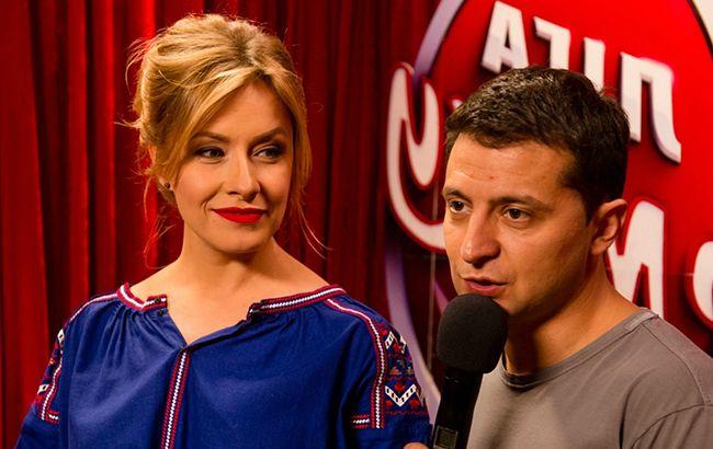 """Зірка студії """"Квартал 95"""" Олена Кравець зізналася, чому не хоче бути Оленою Зеленською - today.ua"""