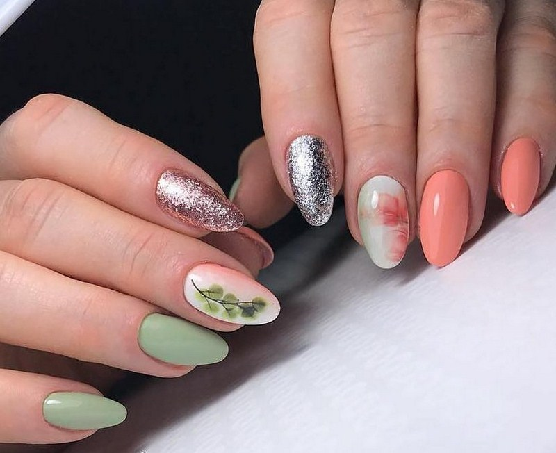 Весняний манікюр на довгі нігті: модні новинки сучасного нейл-арту (фото)  - today.ua