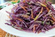 """Салат из овощей """"Витаминный"""": море пользы, вкуса, и минимум калорий - today.ua"""