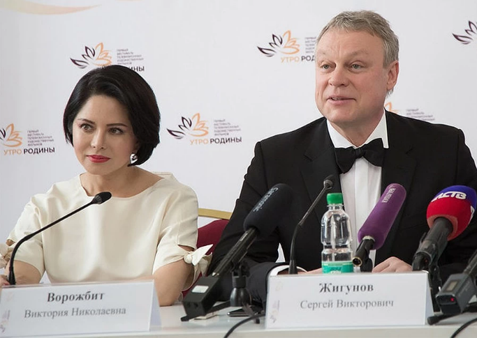 Роковое сходство: Жигунов закрутил роман с копией Заворотнюк