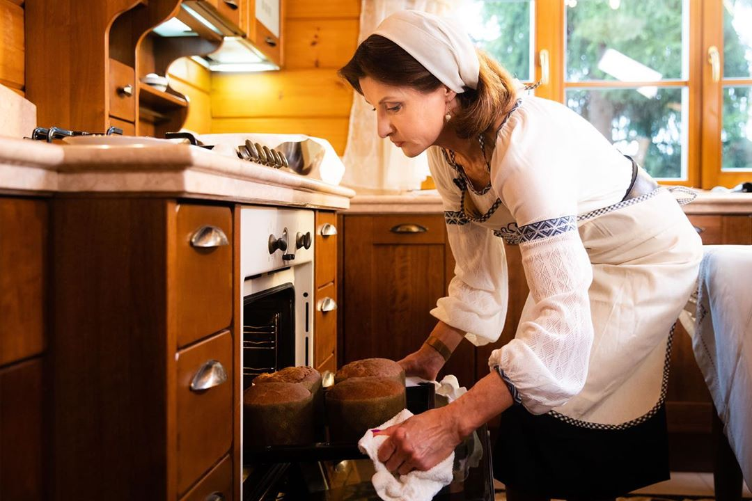 """""""Самые вкусные в мире"""": Порошенко поделился рецептом пасок своей жены - today.ua"""