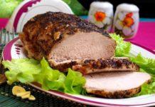 Буженина на Пасху: рецепт сочного и очень вкусного мяса к праздничному столу - today.ua