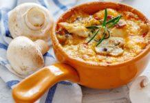 Жюльєн з білих грибів і сметани: покроковий рецепт смачної страви до обіду - today.ua