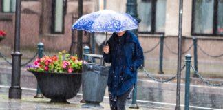 В Киеве объявили штормовое предупреждение: прогноз погоды на 22 мая - today.ua