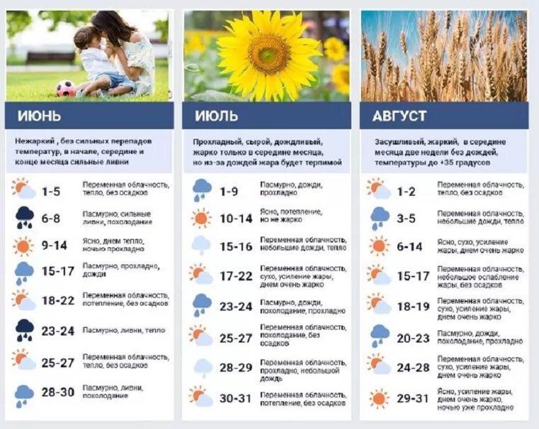 Прогноз погоды на лето 2020 в Украине: синоптики напугали ураганами и катаклизмами