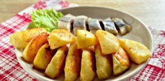 Хрустка картопля в духовці: секрет приготування страви від провідних шеф-кухарів - today.ua