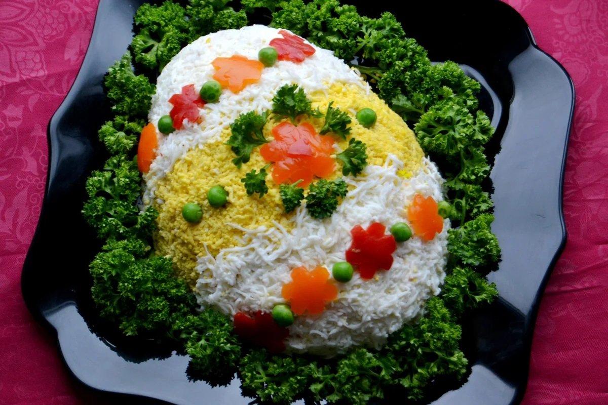 Салат на Великдень: рецепт простого і смачного блюда з 4 інгредієнтів