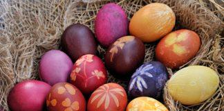 """Яйца на Пасху: три способа раскрашивания"""" - today.ua"""