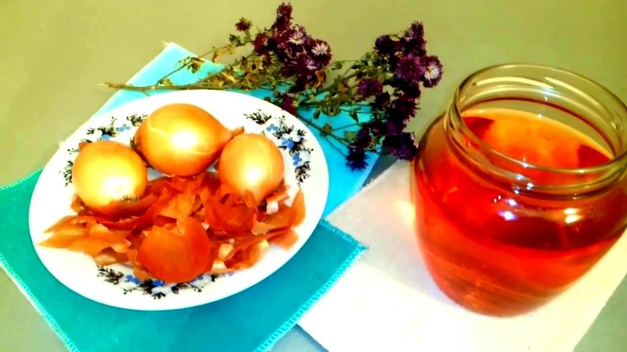 Народное средство от гипертонии: рецепт целебного чая из луковой шелухи