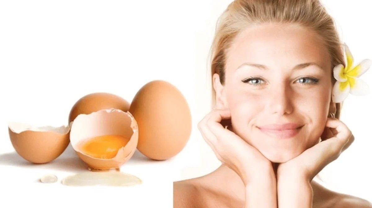 Маска для обличчя з яєць: найкращий засіб для очищення, живлення і омолодження шкіри