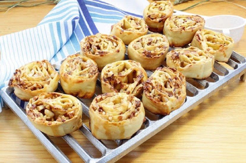 Домашнє печиво з плавлених сирків: рецепт простої і смачної випічки до чаю
