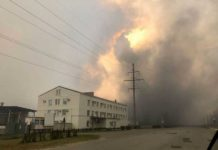 Пожар в Чернобыле: огонь уже добрался до ЧАЭС - today.ua