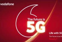 Vodafone запустил первую 5G сеть в Украине - today.ua