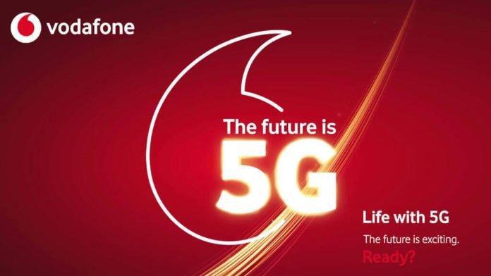 Vodafone запустив першу 5G мережу в Україні - today.ua