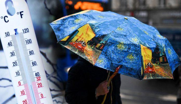 Аномальні перепади температур до 20 градусів: синоптики розповіли, якою буде погода по областях - today.ua