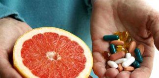 """Какие фрукты опасно сочетать с лекарствами: могут спровоцировать смерть """" - today.ua"""