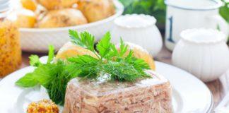 """Вкусный холодец на Пасху: рецепт пикантного блюда с ароматными травами """" - today.ua"""