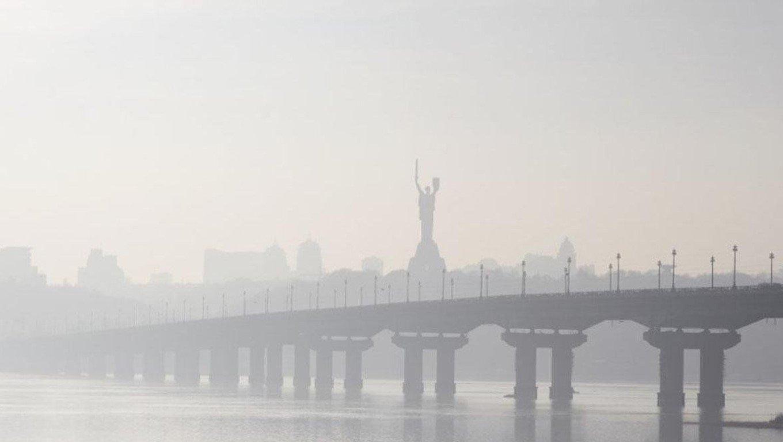 Київ на першому місці за забрудненістю повітря в світі - today.ua