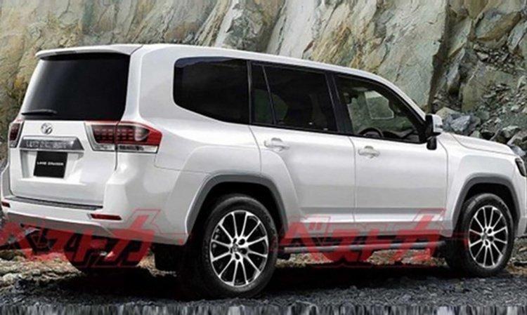 Toyota назвала дату виходу нового Land Cruiser 300