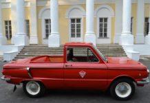 В продаже появился пикап ЗАЗ - today.ua