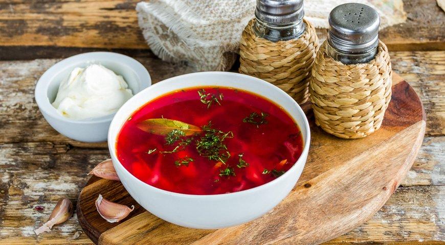 Как сделать борщ насыщенно-красным без томатной пасты: раскрыто главный секрет  - today.ua